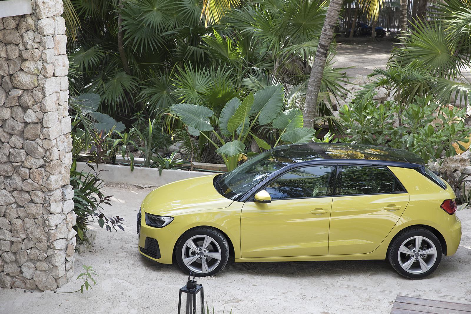 Foto de Audi A1 2020 (lanzamiento) (18/39)