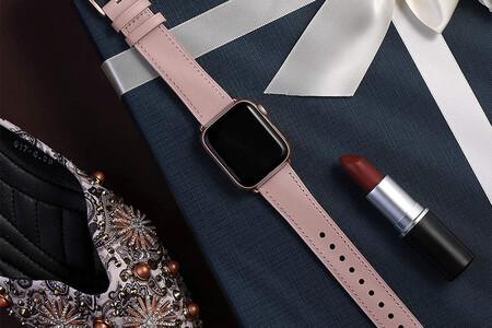 Correa Cuero Cemika Apple Watch