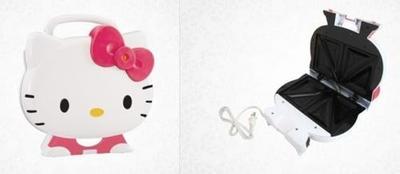 Accesorios de cocina de Hello Kitty