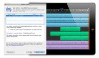 Nueva actualización de Logic Express añade la posibilidad de importar proyectos de Garageband para iOS directamente