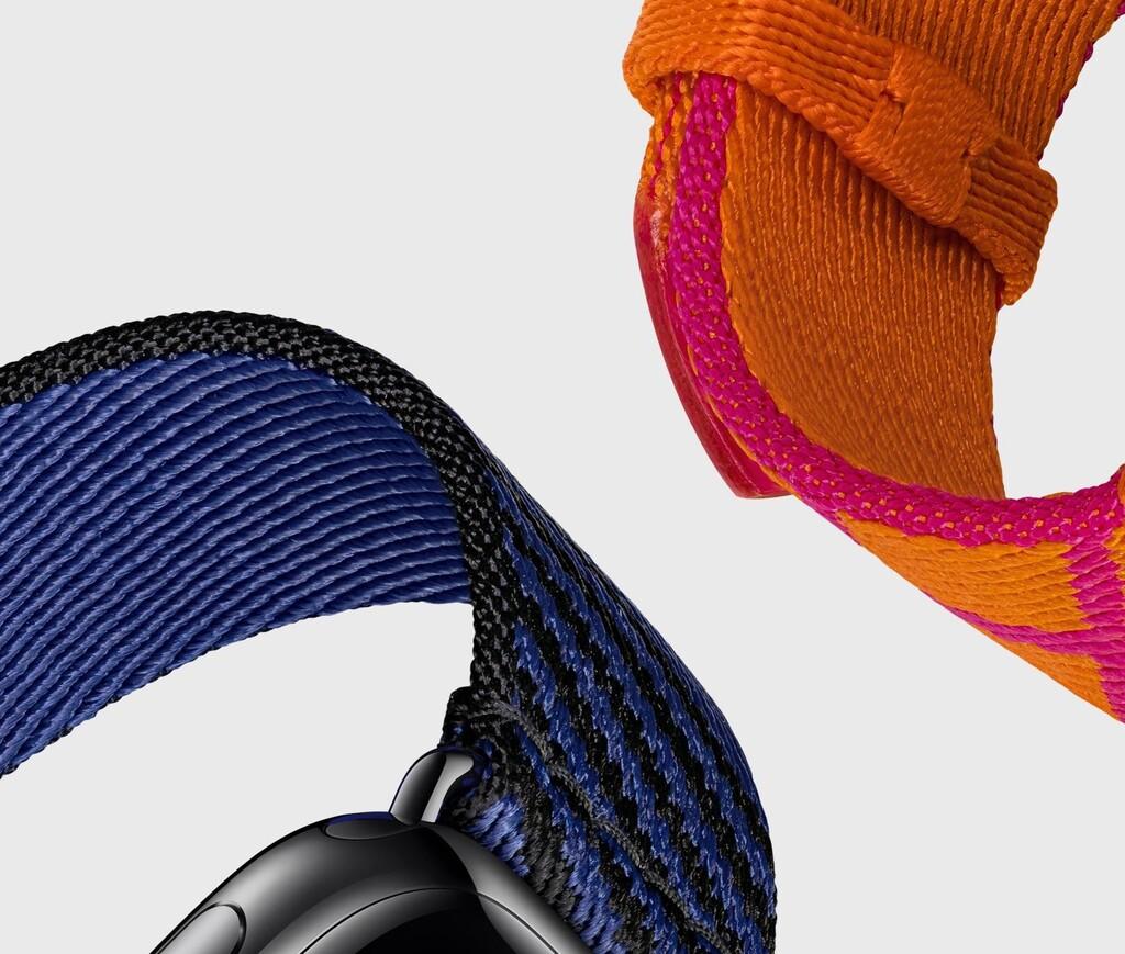 Apple muestra recientes colores y diseños para las correas del Apple™ Watch