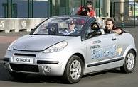 Cibercar, conducción sin volante