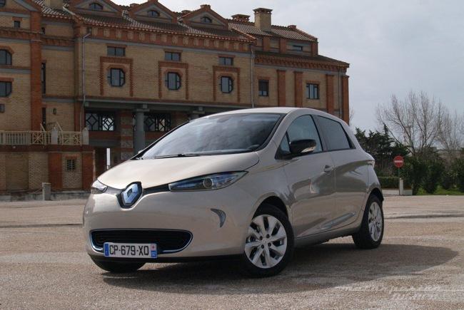 Renault ZOE presentación y prueba en Lisboa 11