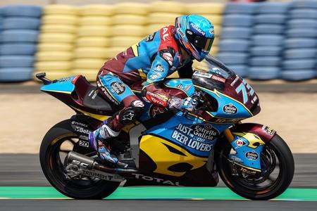 Alex Marquez Le Mans Moto2 2019
