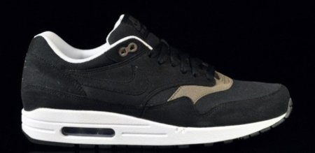 Nike Air Max 1 Black Smoke: no, no son un homenaje a Perdidos