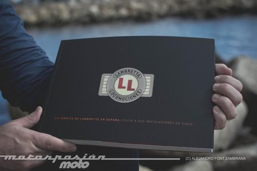 Lambretta Locomociones, la fábrica de Lambretta en España