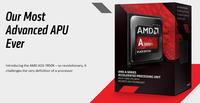 """AMD tendrá nuevos APUs """"Kaveri"""" para el Q2 de 2014"""
