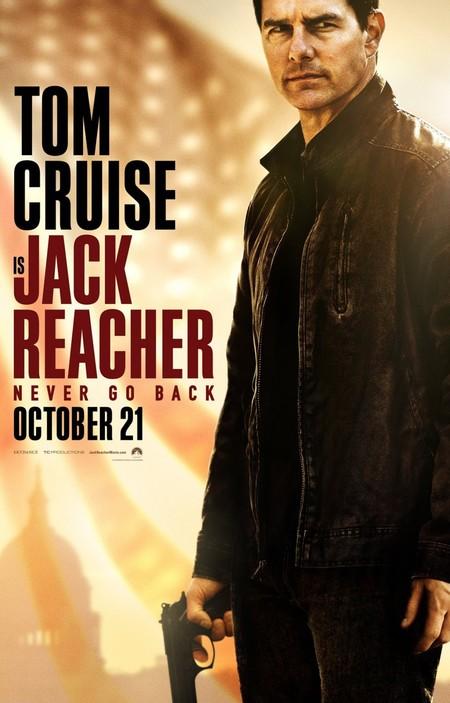 Jack Reacher ha vuelto