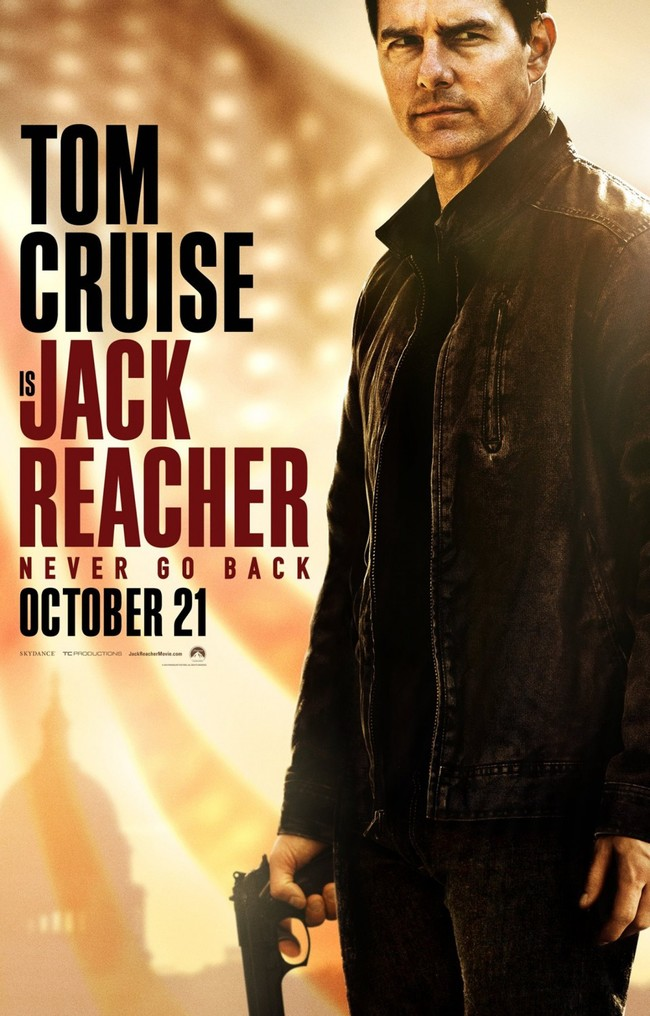 Jack Reacher ha vuelto