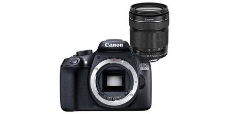 Día del Padre: EOS 1300D con 18-155, la cámara perfecta para padres que se quieren iniciar en la fotografía por sólo 489 euros en Amazon