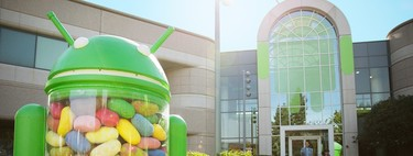 La fragmentación en Android: la última versión en llegar al 50% de cuota de mercado fue Jelly Bean