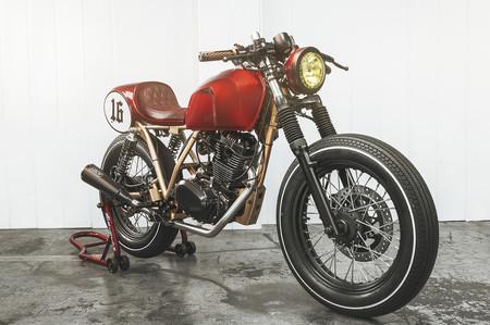 El concurso low cost Brixton Custom Project dará un premio de 1.000 euros a la moto retro mejor preparada