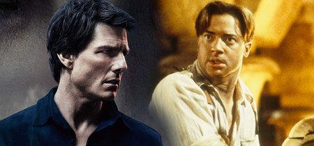 En el remake de 'La momia' hay una referencia al film de 1999: ¿veremos a Brendan Fraser con Tom Cruise?