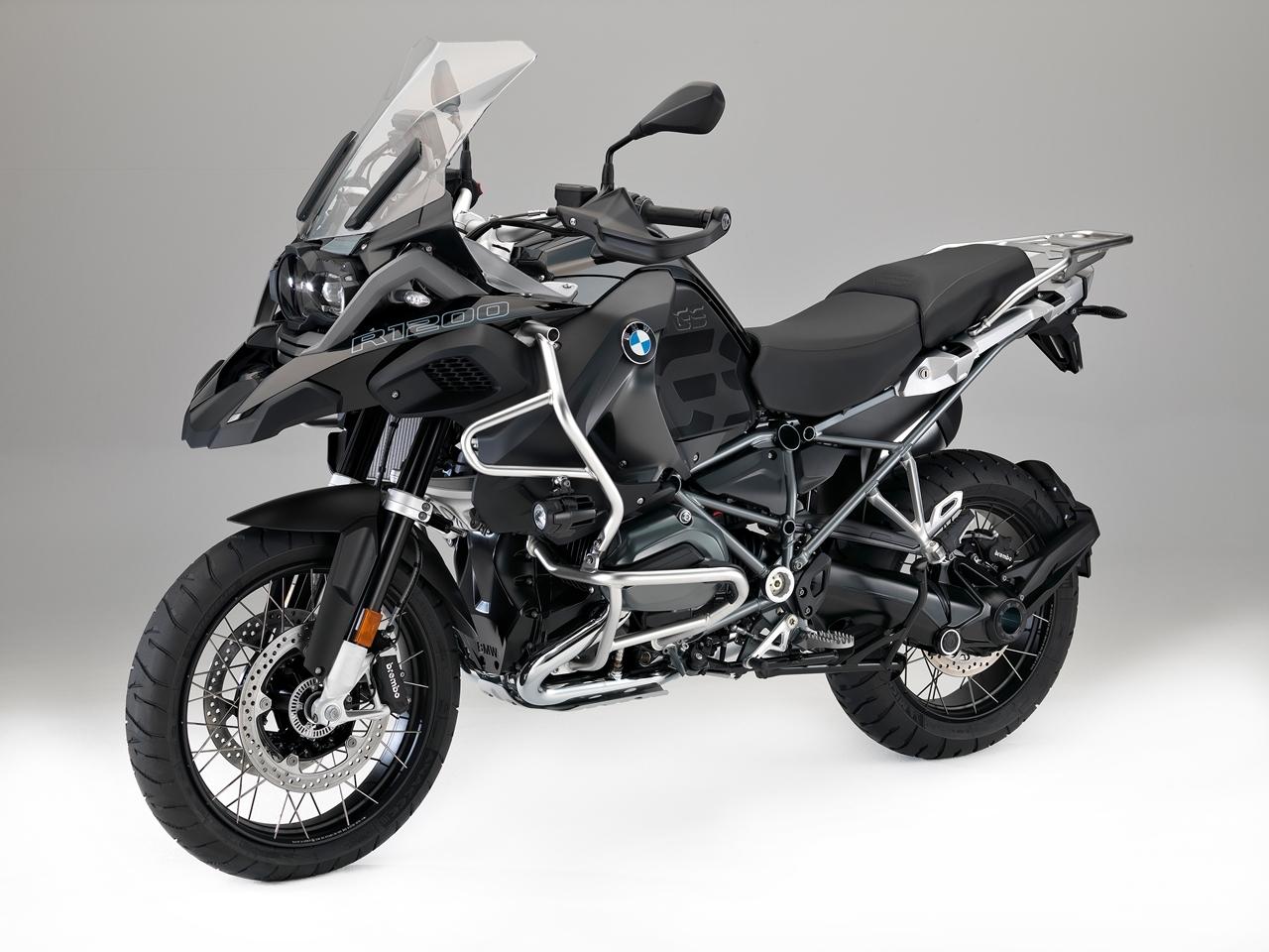 """Foto de BMW R 1200 GS Adventure """"Triple Black"""" (4/7)"""