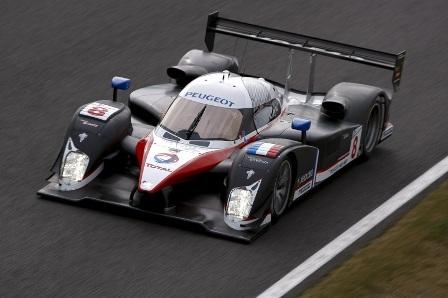 Marc Gené, piloto oficial Peugeot para conquistar Le Mans