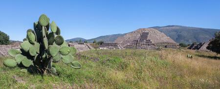 El uso del LiDAR ha ayudado a descubrir que en la antigua Teotihuacán se construyó de manera tan bestia que afectó a las edificaciones posteriores, según un estudio