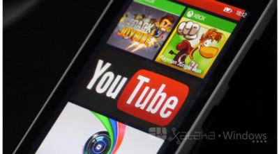 Microsoft desiste y relanza su app de YouTube para Windows Phone en formato web player