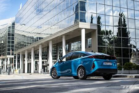 Toyota Prius Plug In 2021 Prueba 005