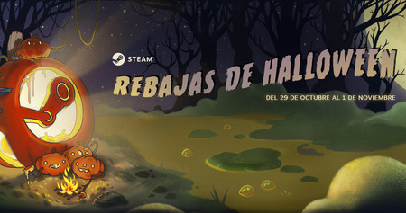 Aquí tienes las mejores ofertas de Halloween en Steam