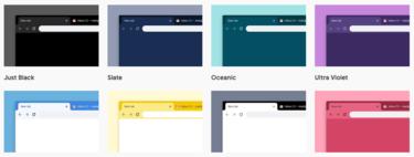 Chrome ya tiene tema oscuro y otra docena de temas oficiales que acaba de lanzar Google