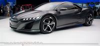 Honda NSX Concept, más detalles