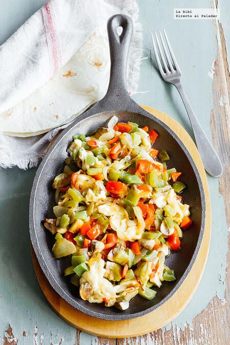 Platillos Vegetarianos Recetas Faciles Para Celebrar El Dia Del Vegetariano Alambre