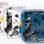 Todo es mejor con Bluetooth y los Walkman también, o eso piensan los creadores de este curioso reproductor de casetes