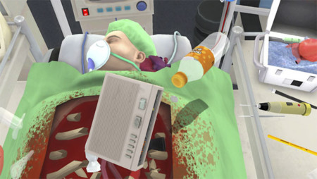 Surgeon Simulator y su cirujano homicida llegan a iPhone