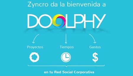 Doolphy se integra con Zyncro para gestionar proyectos en la red social colaborativa