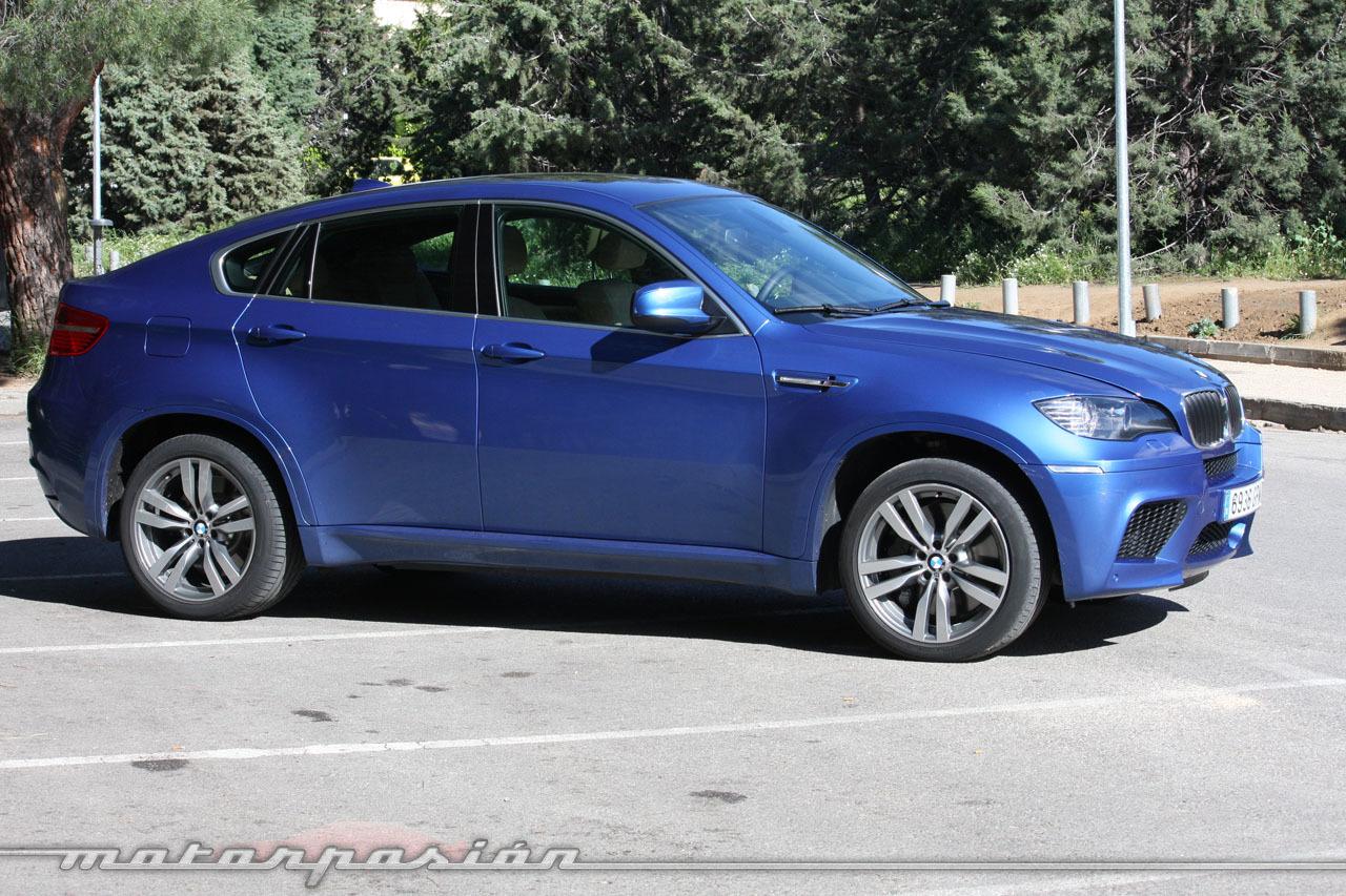 Foto de BMW X6 M (prueba) (19/41)