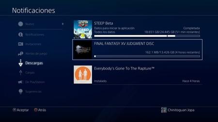 Final Fantasy Xv Demo Japon Gratis 2