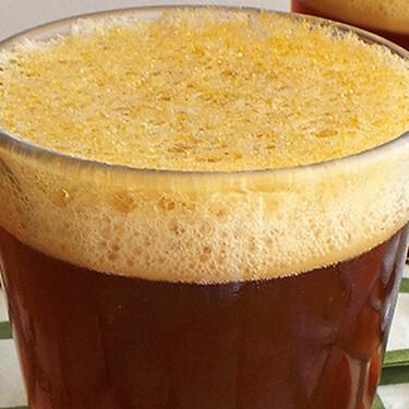 Gelatina de cerveza. Receta sencilla de postre