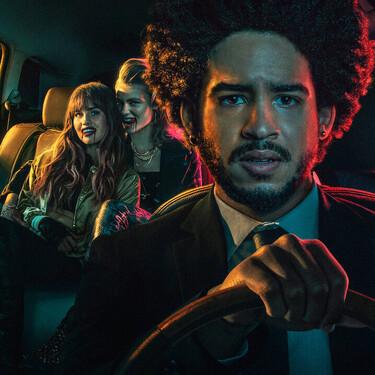 'Fauces de la noche': la aceptable película de Netflix mezcla 'Collateral, vampirismo y 'John Wick' con poca mordiente