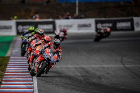 Andrea Dovizioso Gp Republica Checa Motogp 2018 4