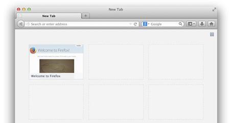Mozilla podría comenzar a mostrar publicidad en las pestañas de Firefox
