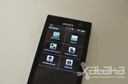 Sony Smartwatch configuración en android