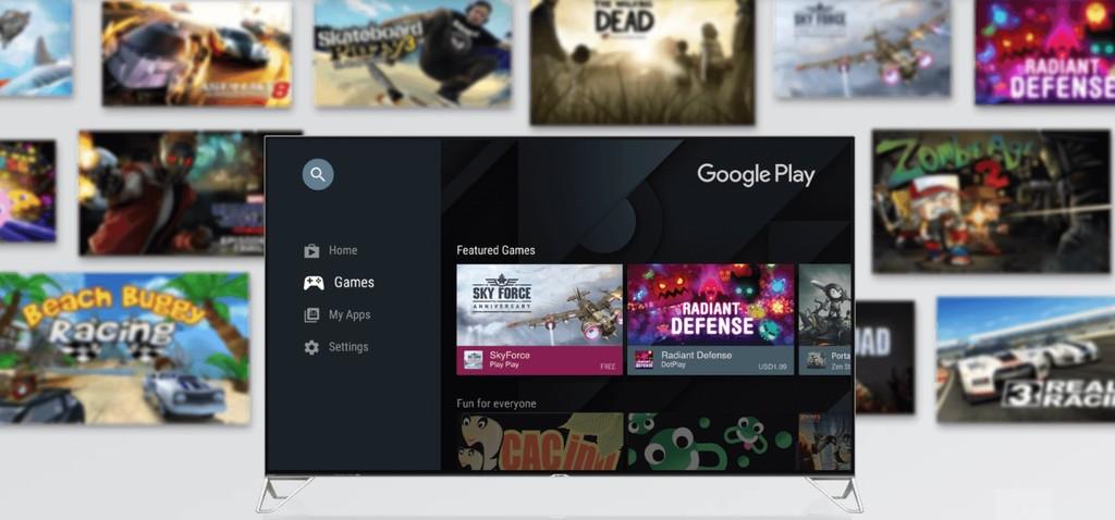 Juegos Android-OS Tv