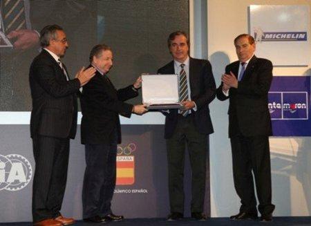 La Real Federación Española de Automovilismo celebró su Gala de Campeones
