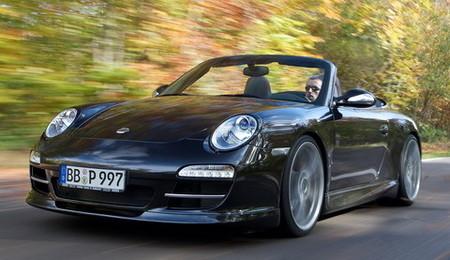 Techart Aerokit I para el nuevo Porsche 911