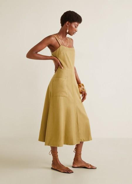 Vestido Verano Rebajas Mango 31