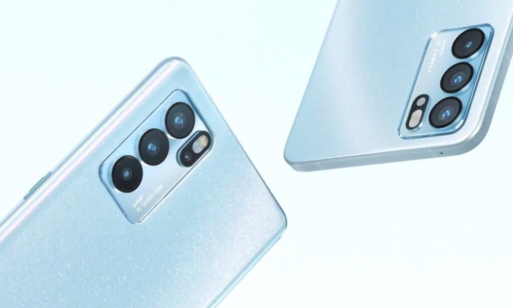 OPPO Reno6 5G: la saga de gamas medias continúa con conectividad, refresco de monitor y carga a toda velocidad