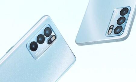 OPPO Reno6 5G: la saga de gamas medias continúa con conectividad, refresco de pantalla y carga a toda velocidad