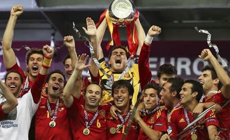 La Roja tratará de clasificarse para el Mundial 2014 en Mediaset