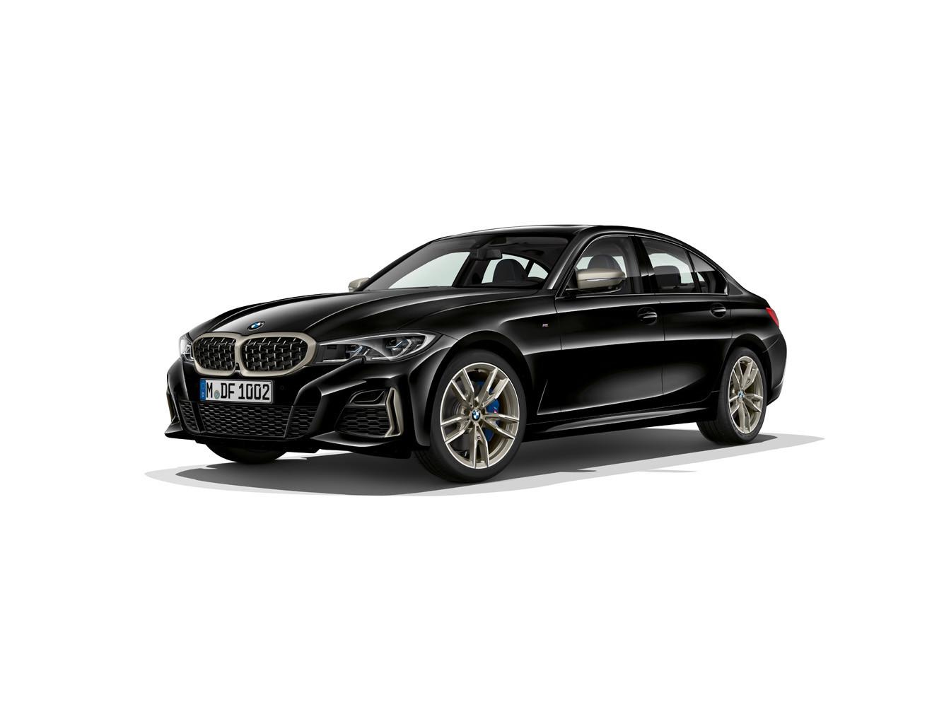 Foto de BMW M340i xDrive sedán (1/12)