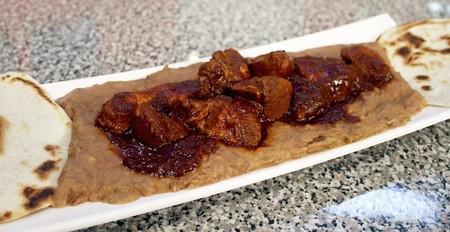 Frijoles con veneno. Receta tradicional del Bajío