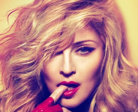 Madonna se ha pasado viendo CSI y ahora tiene miedo de que roben su ADN
