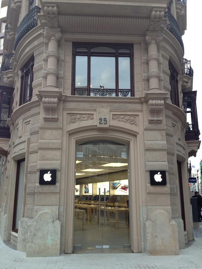 Foto de Apple Store Calle Colón (Valencia) (39/90)