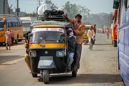 India Ricksaw
