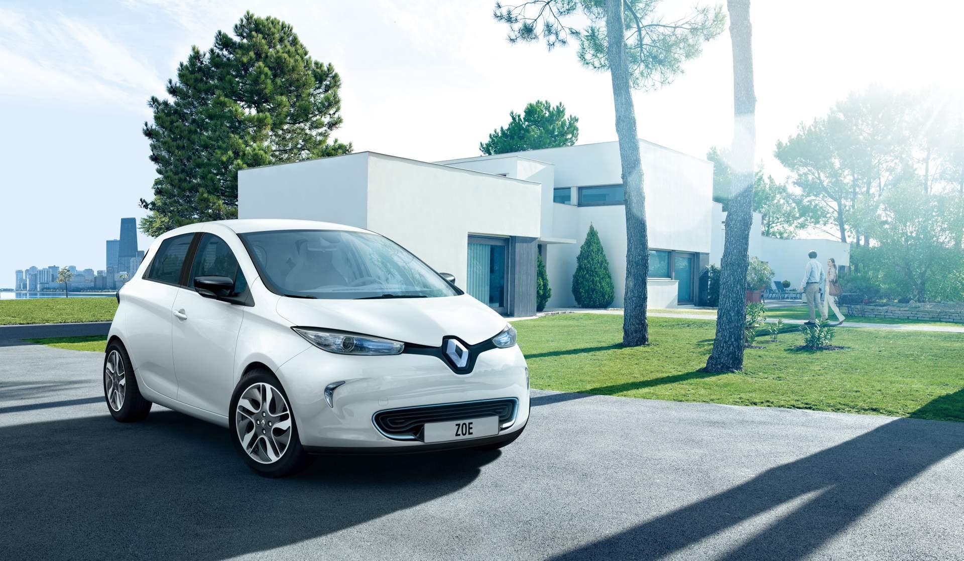 Foto de Renault ZOE (151/151)