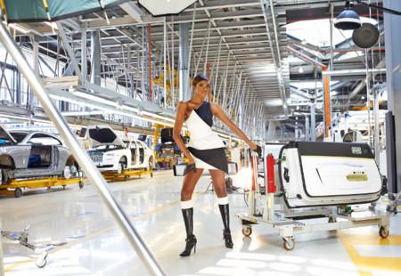 ¿Tanto han cambiado los trabajadores de la fábrica de Rolls-Royce?